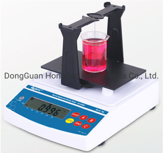 AU-120SA Digital Electronic Automatic H2SO4 Sulfuric Acid Concentration and Density Tester Meter, Density Measuring Machine