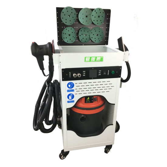 2019 New Model Electric Sanders Dry Grinding Dust Collector for Car Body Preparation Work (ES-660E)