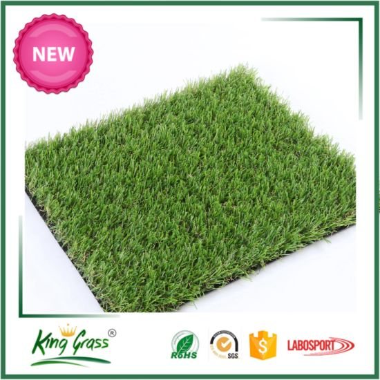 Eco-Friendly Receyle Synthetic Turf Green Rubber for Artificial Grass