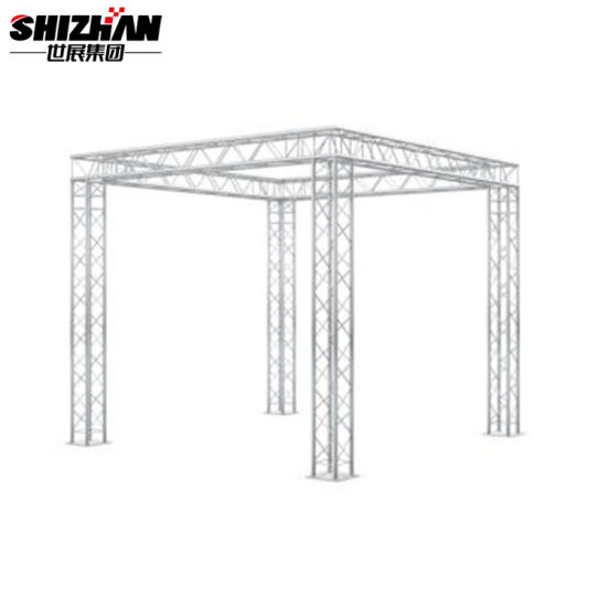 Wholesale Stage Lighting Truss Aluminum Arched Roof Truss for Concert