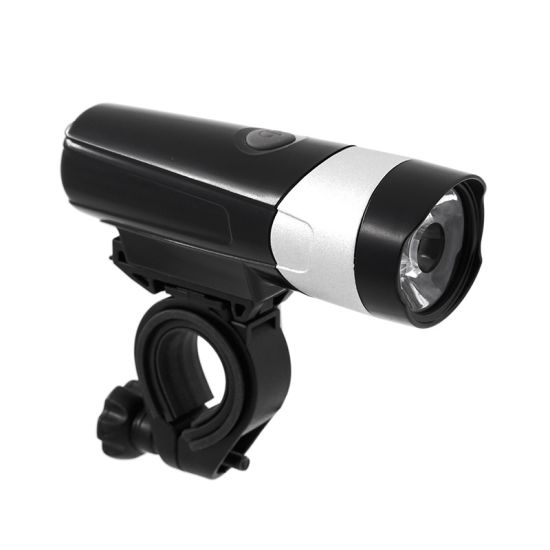 USB Rechargeable LED Bike Head Light for Safety Cycling (HLT-004)