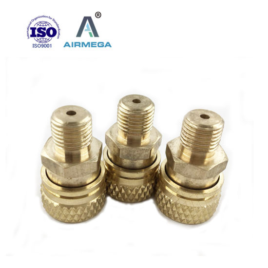 Manufacturer of Pneumatic Fittings Foster Quick Disconnect Female to 1/8