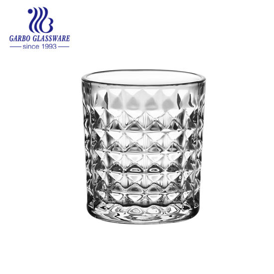 10oz Glass Tumbler Glass Cup for Water for Beer (GB040910JZT) pictures & photos