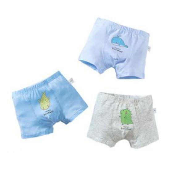 Boys/Children Cotton Custom Wholesale Hot Sale Summer Underwear, Underpant