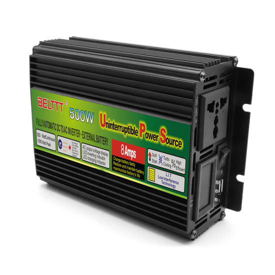 Factory Direct Supply DC to AC off Grid Inverter with Charger pictures & photos
