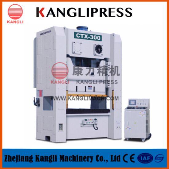 Ctx Series High Precision Compact Power Press Punching Machine