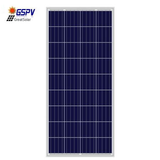 150watt Poly Solar Panel for Solar Pump System
