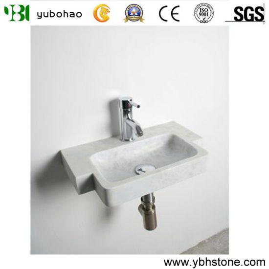 Bonsai Travertine Stone Vessel Bathroom Sink