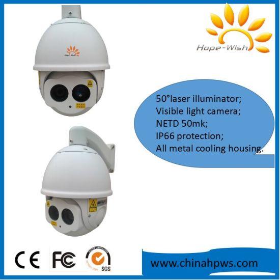 Speed Dome Laser IR Camera