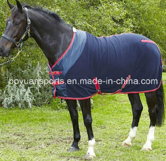 Poly Fleece Horse Rug Equestrian Products