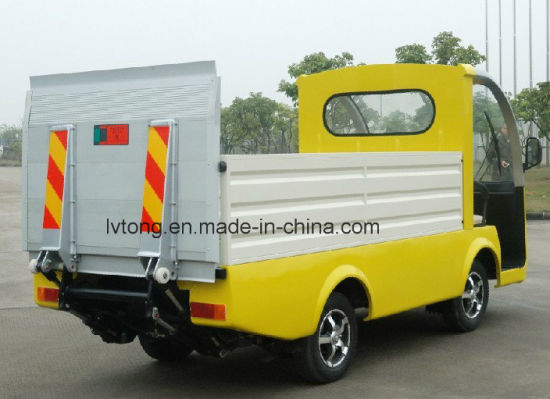Electric Garbage Collecting Car for Sale