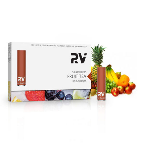 RV- Vape Pen Electronic Cigarette Classic Cartridge Fruit Tea
