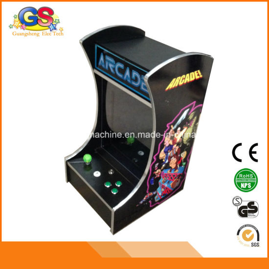 Wholesale Bartop Table Upright Arcade Cocktail Game Machine pictures & photos