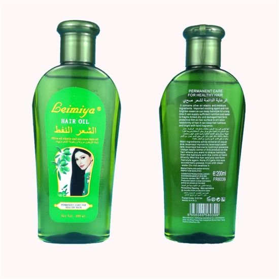 Leimiya Permanent Care for Healthy 200ml Olive Oil Elastic and Moisture Hair Oil