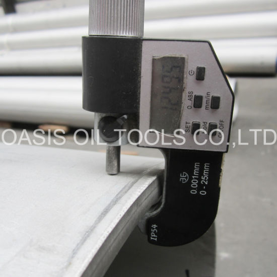 16inch Sch80 Type 316 Stainless Steel Casing pictures & photos
