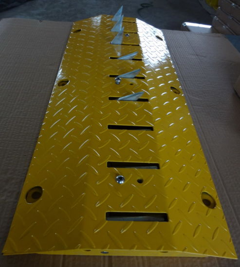 Grade One Yellow Steel Tyre Killer with Fast Delivery pictures & photos