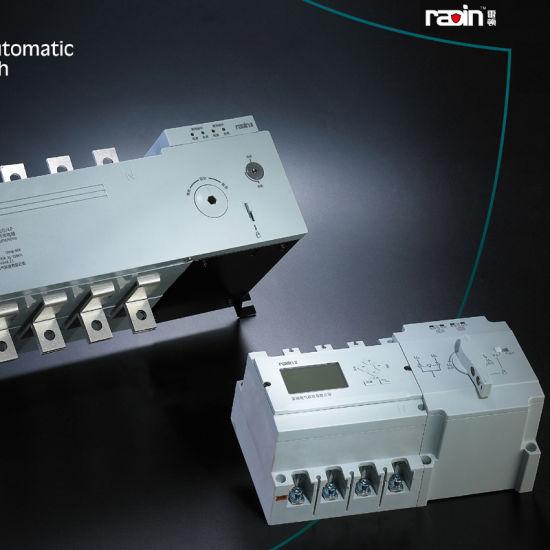 China Automatic Transfer Switch Work with Generators - China