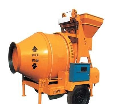 Hot Sale Mini Mobile Jzc350 (350L) Concrete Mixer pictures & photos