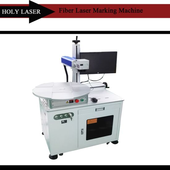 Holy Laser Fiber Laser Jewelry Metal Stainless Steel Marking Machine pictures & photos