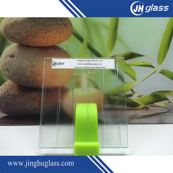 High Quality Pattern Glass, Decorative Galss, Frosted Glass Pattern pictures & photos