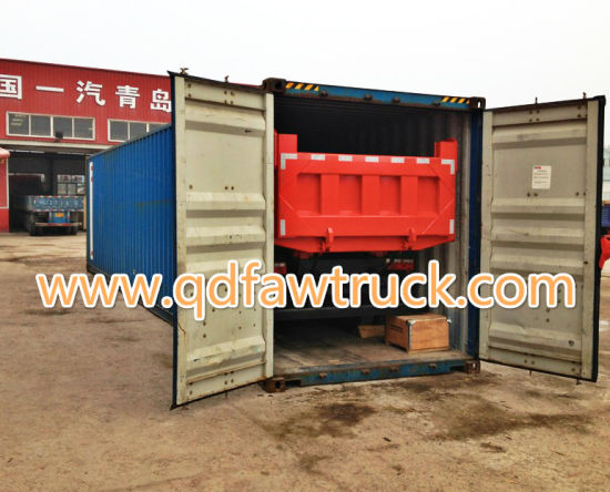 Prefessional Sale FAW Camc Star Series Mini Dump Truck of 15t pictures & photos