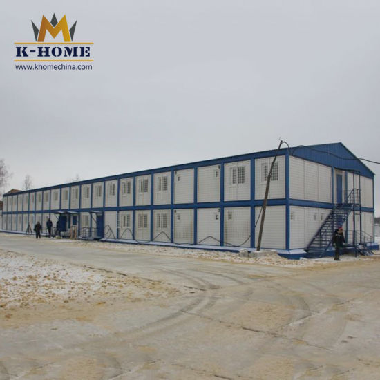 Prefabricated Economic Modular Camp House pictures & photos