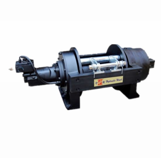 YJP250 Hydraulic Winch (25 tons / 55000lbs)