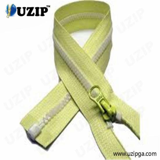 Zipper in Stocks PP Zipper for Wholesale