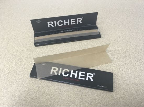 Wholesale Cigarette Rolling Paper Richer Brand Factory Price pictures & photos