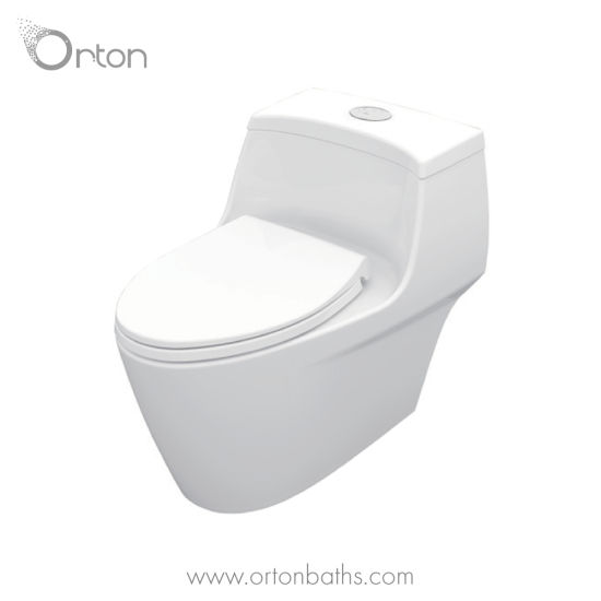 Sanitary Ware One Piece Wc Toilet