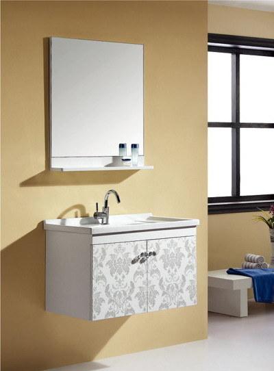 Modern Small Solid Bathroom Cabinet Ca-M128