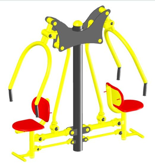 Amusement Park Exercise Equipment Gym Machine (HA-13208) pictures & photos