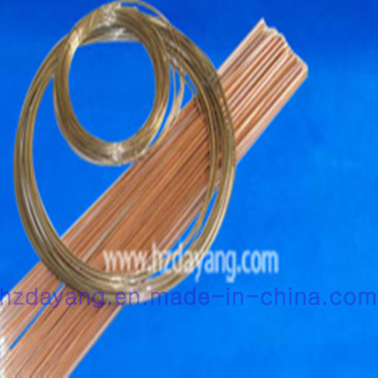 Aws A5.7 Ercumnnial Manganese Nickel Aluminum Bronze Welding Wire pictures & photos