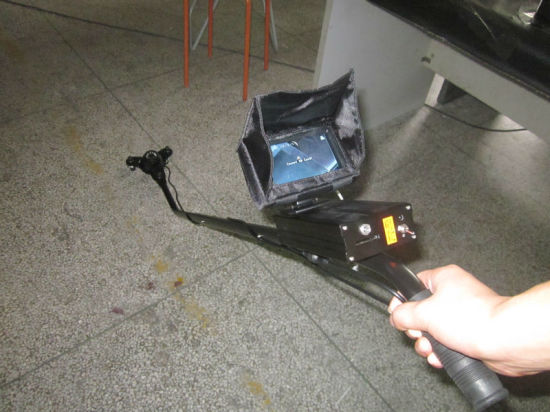 Optional Waterproof Camera with DVR Built-in Model CS-UL Under Vehicle Surveillance Equipment Camera