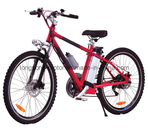 Carbon Steel Frame Aluminium Mountain Bicycle