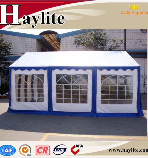 Outdoor Entertainment 4 Person Party Tent PVC Fabric Water-Proof Fire Resistant & China Outdoor Entertainment 4 Person Party Tent PVC Fabric Water ...