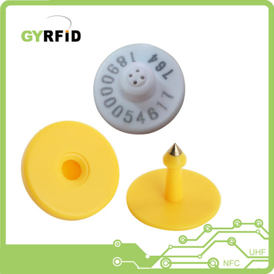 Alien RFID Tag Security Tag for Cattle Management (EAO01) pictures & photos