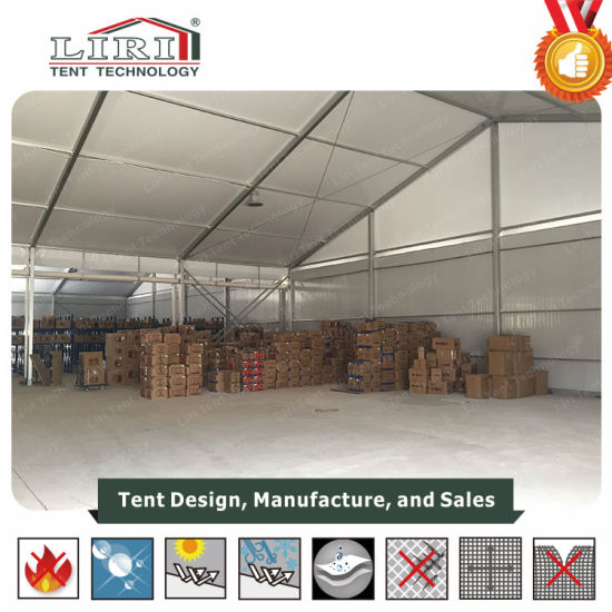 Outdoor 25X50m Movable Aluminum Frame Temporary Workshop Tent for Sale pictures & photos
