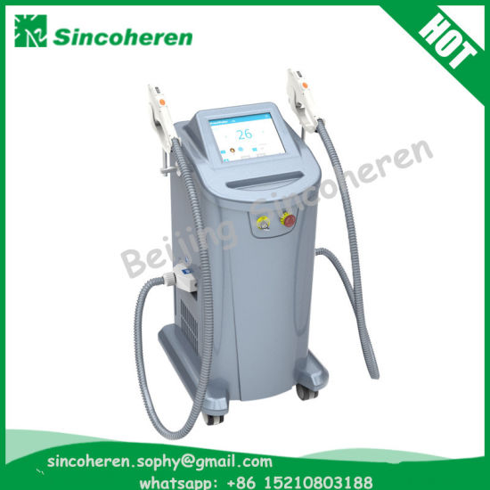 IPL Shr for Hair Removal Acne Removal Beauty Machine (SMQ-NYC) pictures & photos