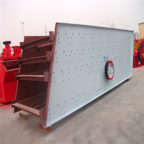 Coal Mine Use Vibration / Vibrating Screen From China pictures & photos