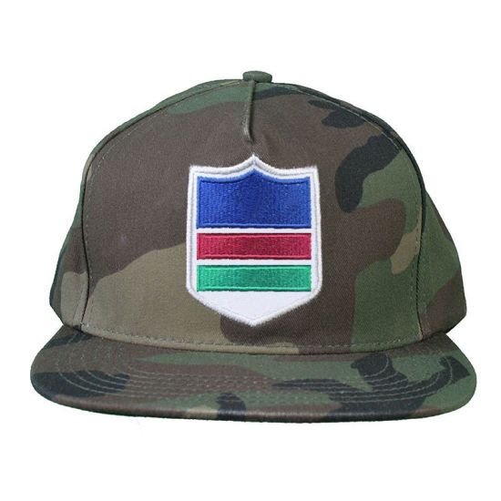 c892d8f9f2d16 China Custom Camo Army Unstructured 5 Panel Snapback Hat - China ...