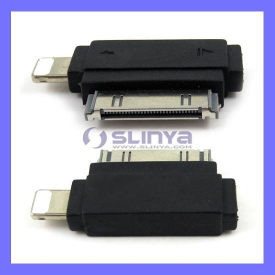 Male 5G 4G Plug Signal Power SYNC Linghtning Adatper 8 Pin Connector for iPad Air