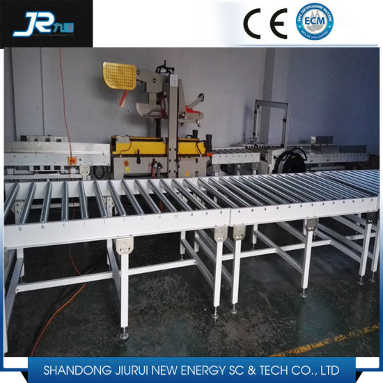 Stainles Steel Roller Track Conveyor for Production Line pictures & photos