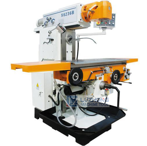 Universal Swivel Head Milling Machine X6432 Milling and Drilling Machine pictures & photos
