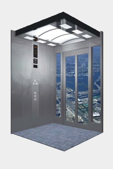CE Approved Sight Seeing Passenger Elevator pictures & photos