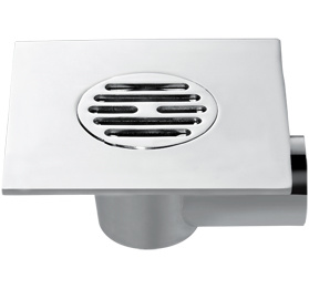 Boou Waste Pipe Connector Bathroom Dual Channel Floor Drain