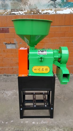 Wanma56 High Rate Price of Automatic Mini Rice Mill Machine with Blower pictures & photos