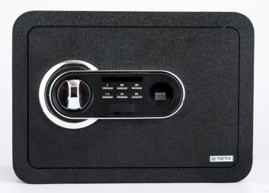 2018 New Products Fingerprint Safe with Digits Code Biomedic Lock