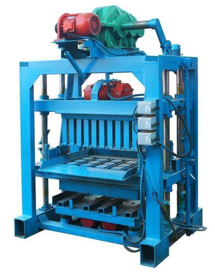 Perfect Performance Qtj4-40II Hollow Block Making Machine pictures & photos