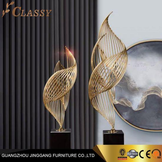 China Modern Stainless Steel Art Craft